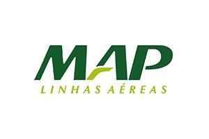 Map Linhas Aéreas