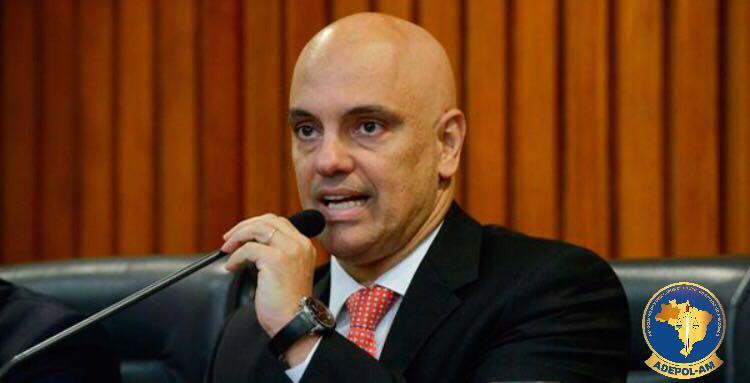 Ministro da Justiça anuncia plano de combate ao crime organizado