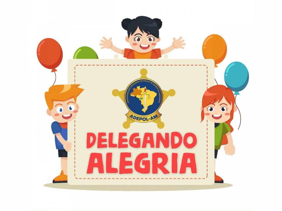 Campanha 'Delegando Alegria' da Adepol/AM arrecada donativos para ajudar o Instituto NACER