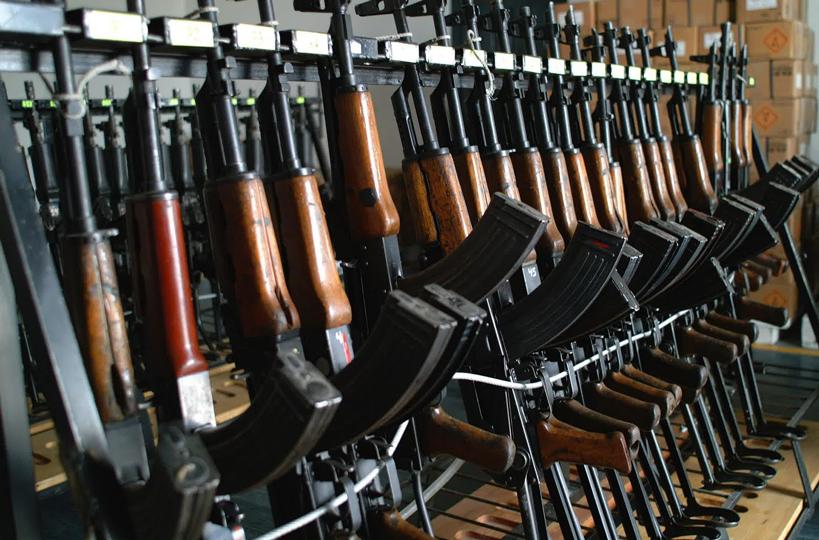 CRE aprova adesão do Brasil a tratado internacional sobre comércio de armas