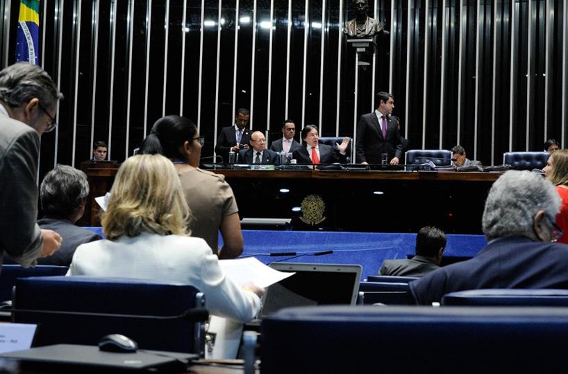 Senado aprova criação de Fundo de Desenvolvimento da Segurança