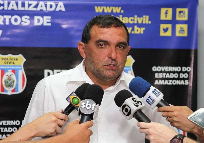 'João Branco' é o líder, diz delegado Paulo Martins que presidiu inquérito do caso Oscar Cardoso