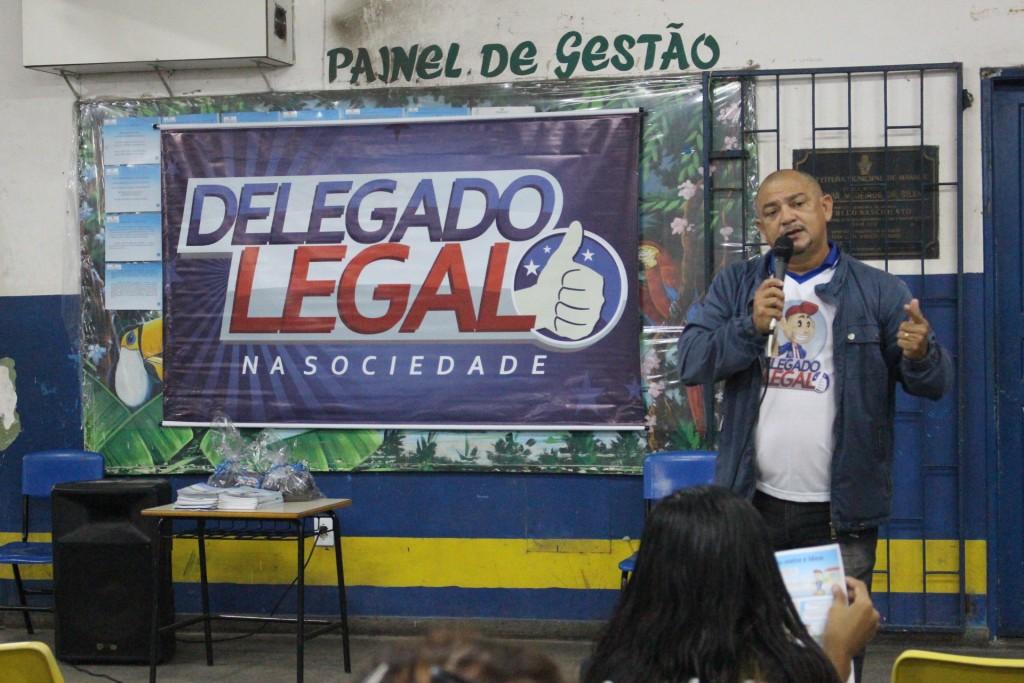 Delegado Clodomir Vito Sobrinho
