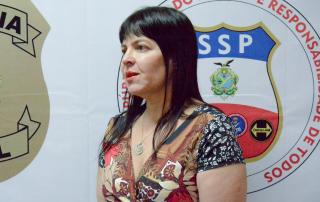"""A Polícia Civil, promove a """"Semana da Mulher"""". Com o tema """"Seja o seu grande amor"""", as atividadesvisam ocuidado integral da mulher"""