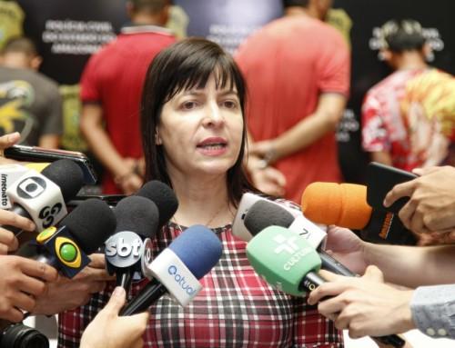 Delegada prende homem que perseguia e ameaçava ex-esposa, em Manaus
