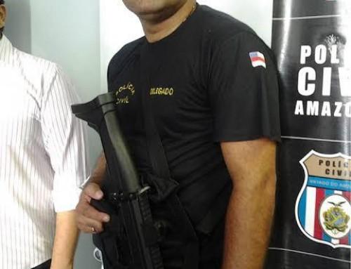 Delegado Paulo Martins comanda a maior operação contra o tráfico de drogas em Manaus