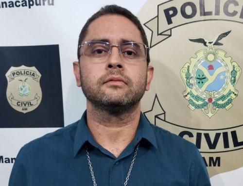 Delegado prende traficantes em Manacapuru (AM)