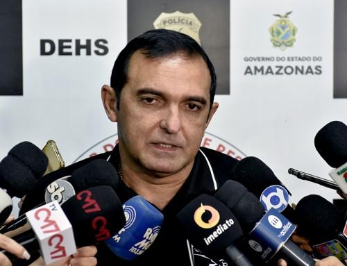 Delegado Paulo Martins prende industriário por homicídio em Manaus