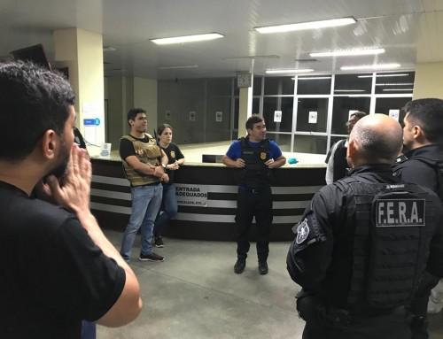Delegados realizam operação e prendem integrantes de facção em Manaus